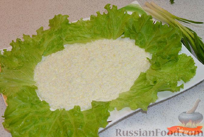 Фото приготовления рецепта: Салат с крабовыми палочками - шаг №1