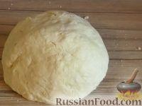 Фото к рецепту: Слоеное тесто на скорую руку