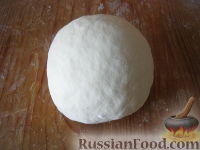 Фото приготовления рецепта: Тесто для бешбармак - шаг №5