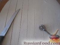 Фото приготовления рецепта: Тесто для бешбармак - шаг №7