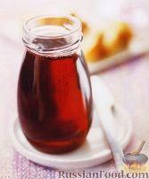 Фото к рецепту: Прозрачный джем из ягод и сливы