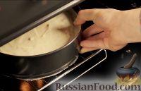 Фото приготовления рецепта: Творожная запеканка с курагой - шаг №10