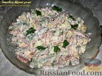 "Фото к рецепту: Салат ""Старый Мюнхен"""