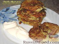 Фото к рецепту: Картофельный латкес