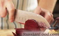 Фото приготовления рецепта: Борщ украинский - шаг №1