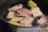 Фото приготовления рецепта: Борщ украинский - шаг №6