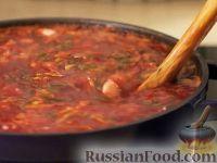Фото к рецепту: Борщ украинский