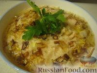 Фото к рецепту: Хумус из белой фасоли