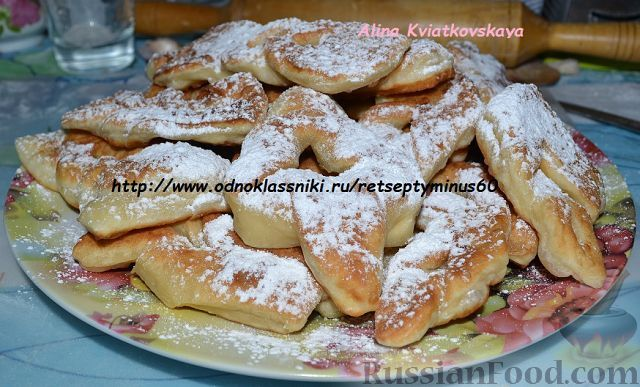 Рецепт Таратушки на кефире