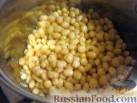 Фото приготовления рецепта: Фасоль тушеная с грибами - шаг №1