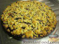 Фото к рецепту: Пирог тертый