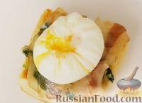 Фото к рецепту: Яйца пашот
