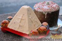 Фото к рецепту: Пасха сливочная
