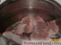 Фото приготовления рецепта: Борщ с говядиной - шаг №3