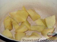 Фото приготовления рецепта: Борщ с говядиной - шаг №9
