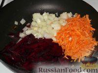 Фото приготовления рецепта: Борщ с говядиной - шаг №10