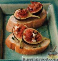 Фото к рецепту: Инжир, запеченный в духовке