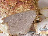 Фото к рецепту: Свинина в мультиварке