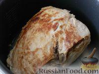 Фото приготовления рецепта: Свинина в мультиварке - шаг №2