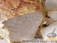 Фото приготовления рецепта: Свинина в мультиварке - шаг №3
