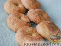 "Фото к рецепту: Печенье на пиве ""Сахарное"""