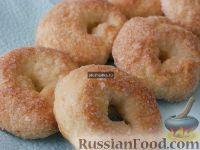 """Фото приготовления рецепта: Печенье на пиве """"Сахарное"""" - шаг №8"""