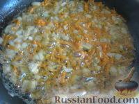 Фото приготовления рецепта: Минтай с овощами в томатном соусе - шаг №8