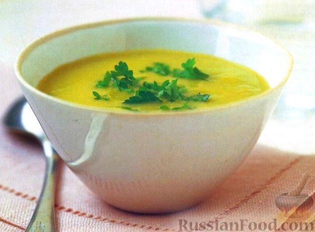 Рецепт Суп-пюре из авокадо