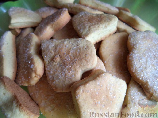 печенье домашнее в духовке рецепты с фото
