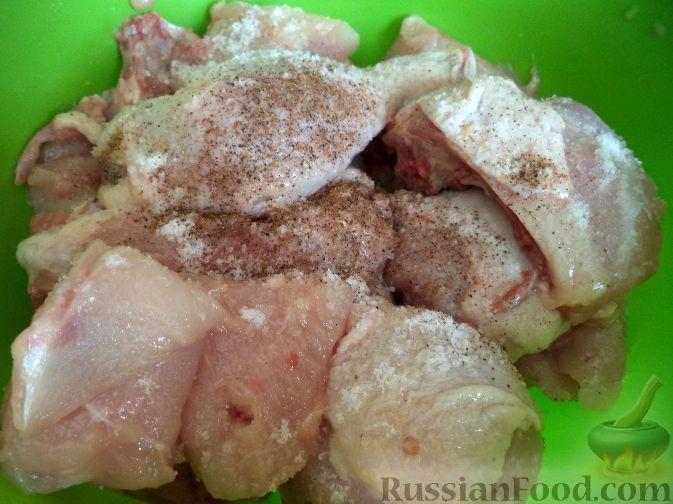 Как приготовить курицу с черносливом