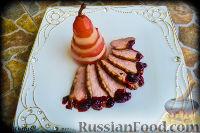 Фото к рецепту: Утиная грудка в соусе магре