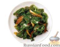 Фото к рецепту: Листья свеклы с жареным луком