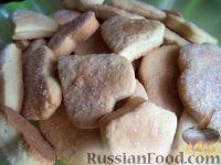 Фото к рецепту: Печенье домашнее