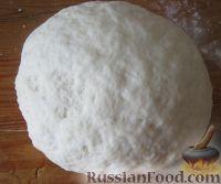 Фото к рецепту: Классное тесто для вареников (пельменей)