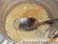 Фото приготовления рецепта: Сметанный соус для котлет, биточков, жареной печенки - шаг №5