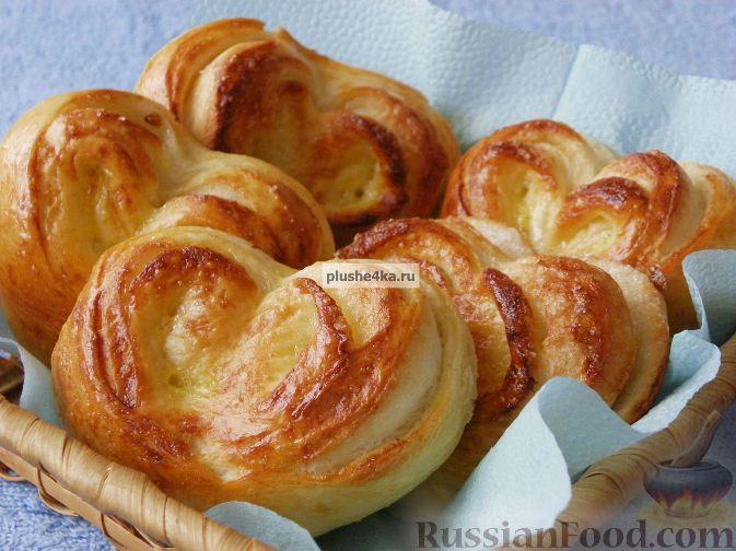 Рецепт Домашние плюшки