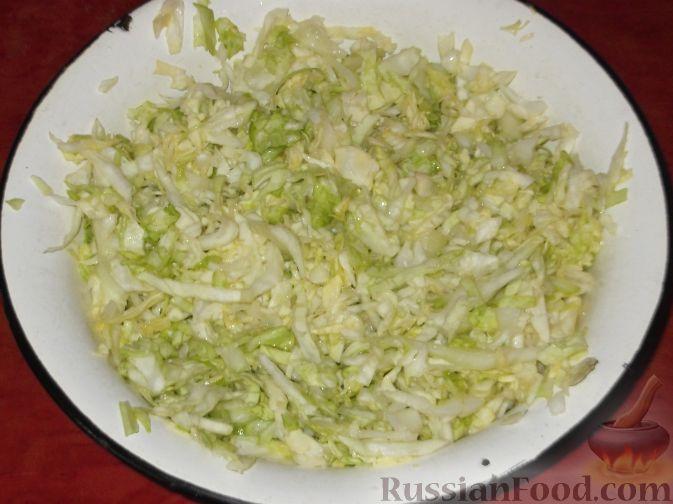 салат из курицы с маслом рецепт