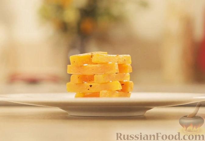 Рецепт Карамелизированная морковь