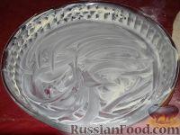 Фото приготовления рецепта: Фыдчин (осетинский пирог с мясом) - шаг №12