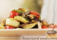 Фото к рецепту: Овощное cоте