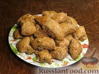 """Фото к рецепту: Печенье по мотивам """"Кантуччи"""""""