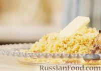 Фото к рецепту: Марокканский кус-кус