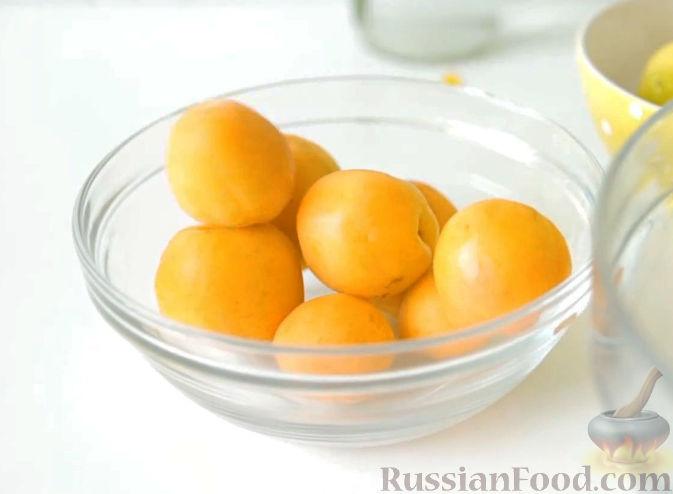 Фото приготовления рецепта: Пастила из абрикосов, клубники и черники - шаг №3