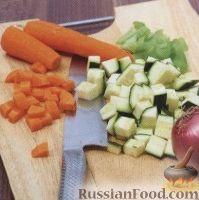 Фото приготовления рецепта: Овощной суп - шаг №1