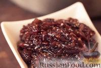 Фото к рецепту: Луковый конфитюр с кориандром