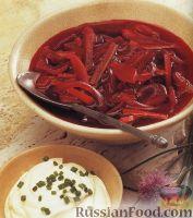 Борщ рецепт без капусты с фото