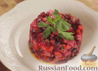 Фото к рецепту: Винегрет