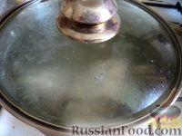 Фото приготовления рецепта: Щи из свежей капусты (классический рецепт) - шаг №3