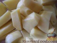 Фото приготовления рецепта: Щи из свежей капусты (классический рецепт) - шаг №9