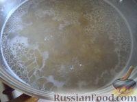 Фото приготовления рецепта: Макароны с курицей под сливочным соусом с грибами - шаг №2